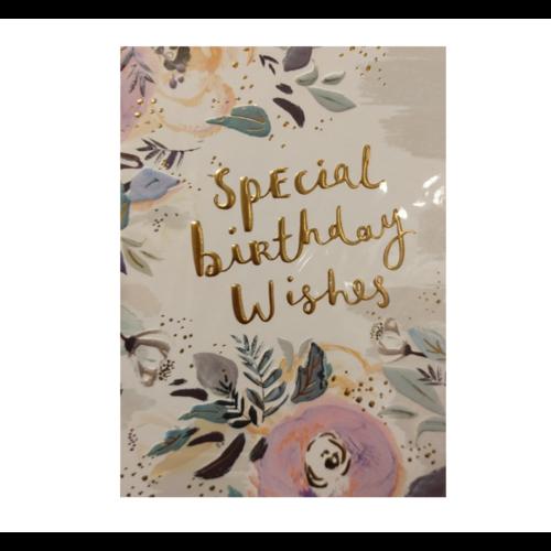 Lannoo Kaart - Louise Tiler - Special birthday wishes - SS012