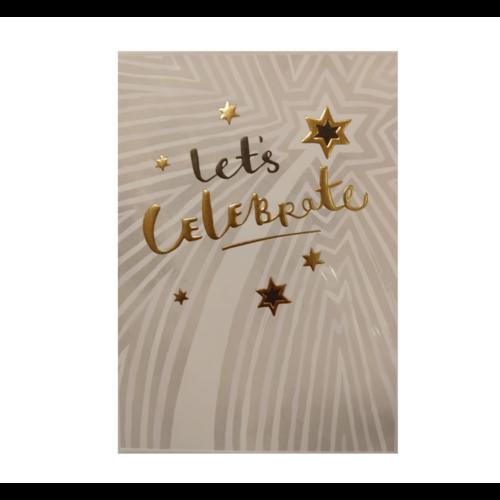 Lannoo Kaart - Louise Tiler - Let's celebrate - SS008