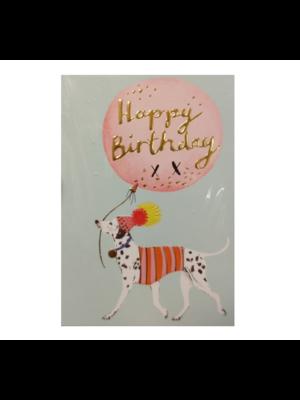Lannoo Lannoo - Kaart - Louise Tiler - Happy birthday - TS007