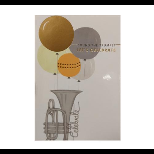 Lannoo Kaart - Louise Tiler - Let's celebrate - GG009