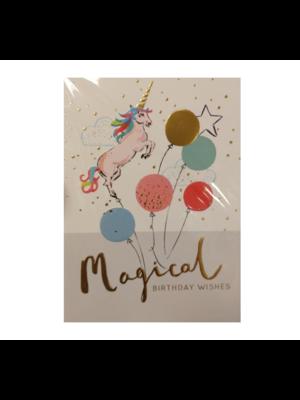 Lannoo Lannoo - Kaart - Louise Tiler -  Magical birthday wishes - TS010