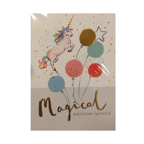 Lannoo Kaart - Louise Tiler -  Magical birthday wishes - TS010