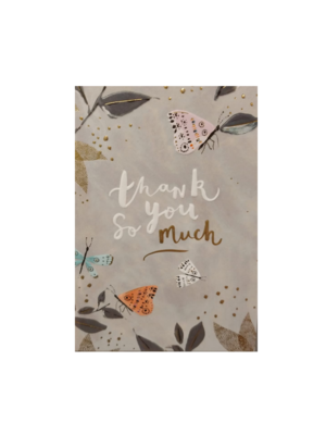 Louise Tiler Kaart - Louise Tiler - Thank you so much - SS016