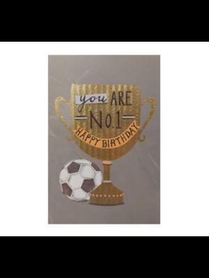 Louise Tiler Kaart - Louise Tiler - You are no.1 - Happy birthday - GG012