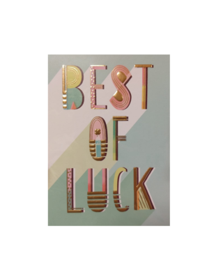 Louise Tiler Kaart - Louise Tiler - Best of luck - CC015