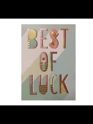 Louise Tiler Lannoo - Kaart - Louise Tiler - Best of luck - CC015