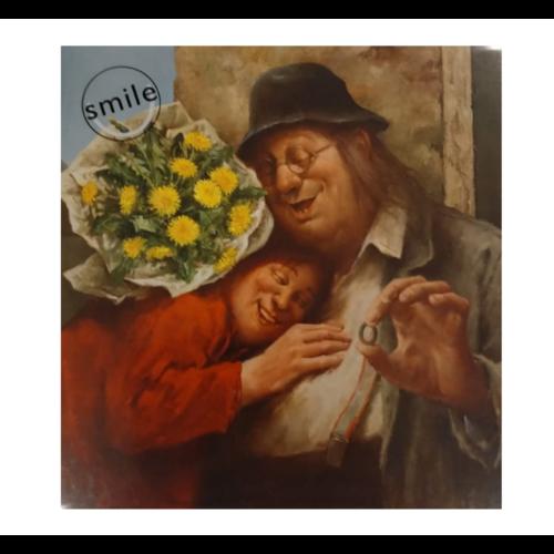 Comello Kaart - Marius van Dokkum - Recht uit het hart