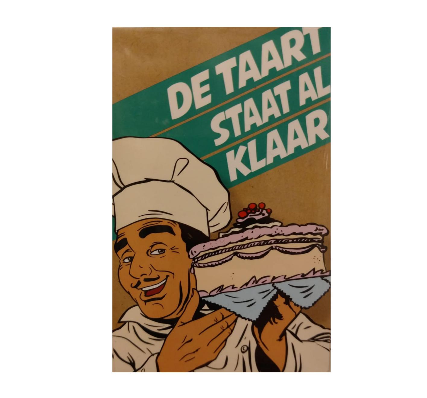 Uitnodigingskaarten - Taart - 6st.