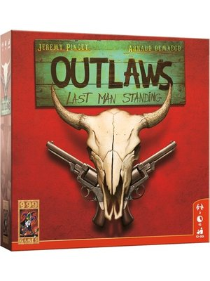 999 Games Bordspel - Outlaws