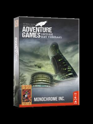 999 Games 999 Games - Adventure games - Monochrome Inc.