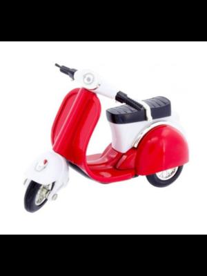 Scooter - Met pull-back motor - 1 stuks - Willekeurig geleverd