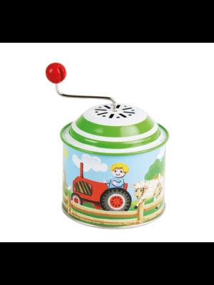 Bolz Muziekdraaidoosje - Boerderij - Old McDonald had a farm