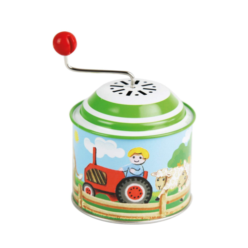 Bolz Bolz - Muziekdraaidoosje - Boerderij - Old McDonald had a farm