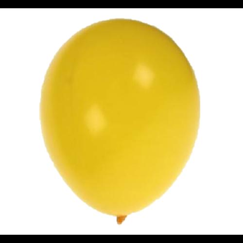 Balloonia Ballonnen - Geel - 27cm - 100st.
