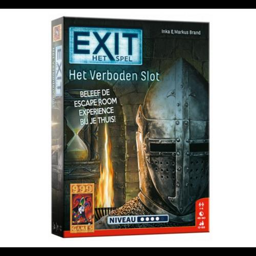999 Games Actiespel - Exit - Escaperoom - Het verboden slot - 12+