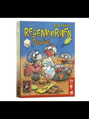 999 Games Dobbelspel - Regenwormen - Junior - A13 - 5+