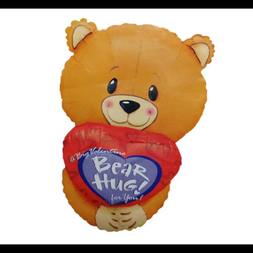 Anagram Folieballon - Huggy bear - 76cm - Zonder vulling