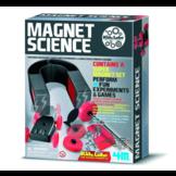 Experimenteerset - KidzLabs - Magneten - in Bureauaccessoires
