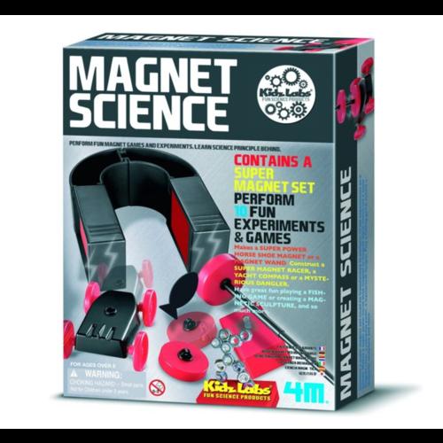 Experimentenset - KidzLabs - Magneten