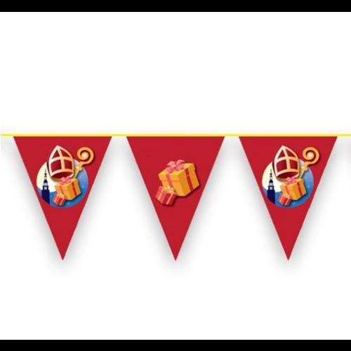 Comedia Vlaggenlijn - Sinterklaas - 6m