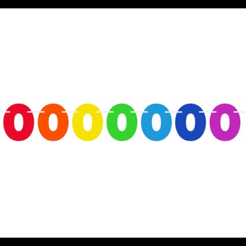 Folat Slinger - Cijferlijn - 0 - 6m