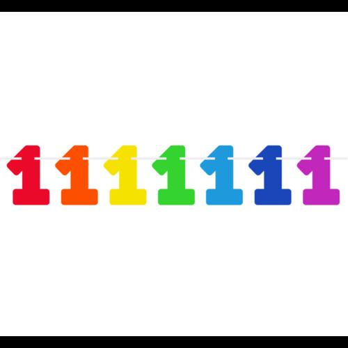 Folat Slinger - Cijferlijn - 1 - 6m