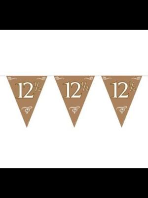 Folat Vlaggenlijn - 12,5 Jaar getrouwd - Brons - 10m