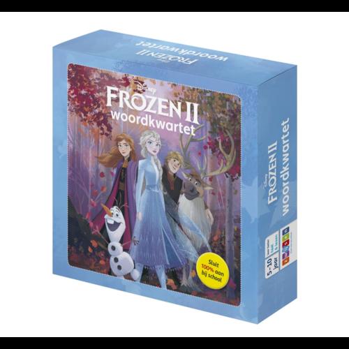 Zwijsen Spel - Kwartet - Disney - Frozen