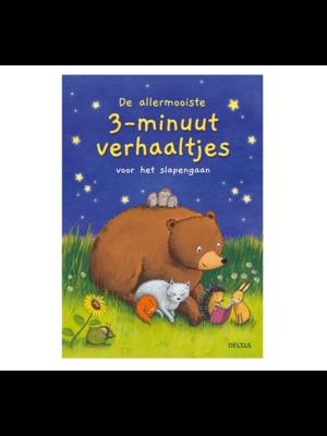 Deltas Boek - De allermooiste 3 minuut verhaaltjes voor het slapengaan