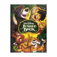 Boek - Jungle boek - Walt Disney