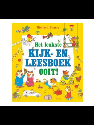 Deltas Boek - Het leukste kijk- en leesboek ooit! - Richard Scarry