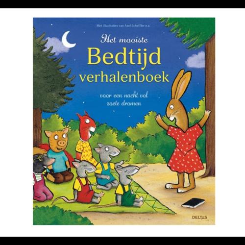 Deltas Boek - Het mooiste bedtijd verhalenboek