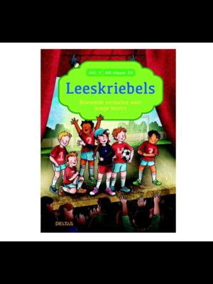Deltas Boek - Leeskriebels - Boeiende verhalen voor jonge lezers