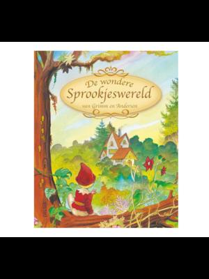 Deltas Boek - De wondere sprookjeswereld van Grimm en Andersen