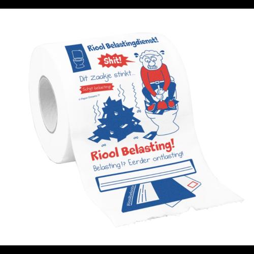 Paperdreams Toiletpapier - Belasting