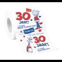 Toiletpapier - 30 Jaar - Man
