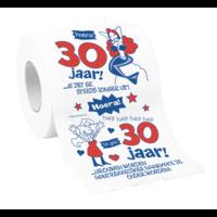 Toiletpapier - 30 Jaar - Vrouw