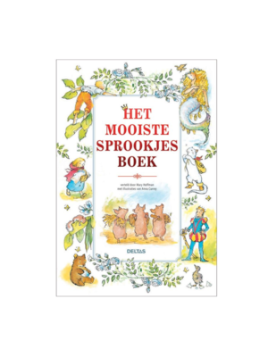 Deltas Boek - Het mooiste sprookjesboek
