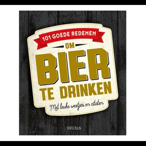 Deltas Boek - 101 Goede redenen om bier te drinken