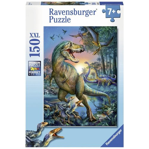 Ravensburger Puzzel - Prehistorische reuzen - Dinosaurussen - 150st.