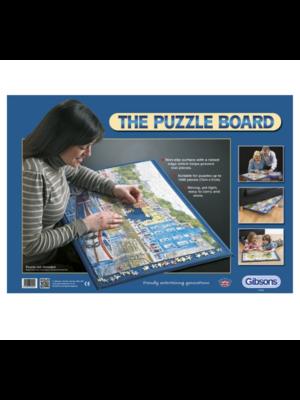 Gibsons Puzzel opbergbord - Puzzelbord voor puzzels tot 1000 stukjes