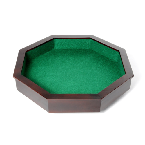 Pokerpiste - 8 Kanten - Hout
