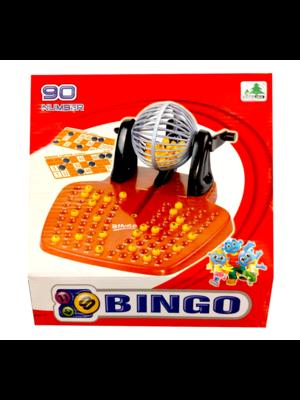 Twisk Spel - Bingo - Met 48 kaarten