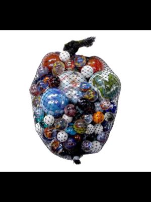 Twisk Knikkers - Diverse formaten - In een net - 1kg