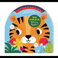 Boek - Hoe voel je je kleine tijger? - Draaischijfboek