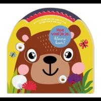 Boek - Hoe voel je je kleine beer? - Draaischijfboek