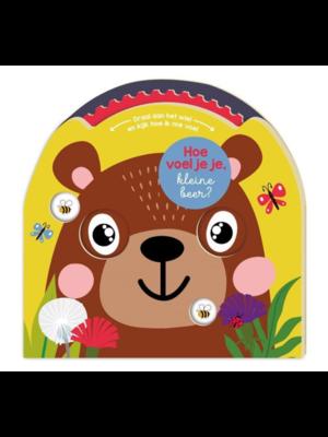 Imagebooks Boek - Hoe voel je je kleine beer? - Draaischijfboek