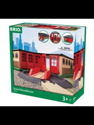 Brio Rails - Treinremise - Groot