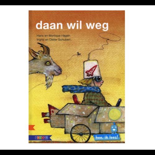 Zwijsen Boek - Daan wil weg - AVI-start