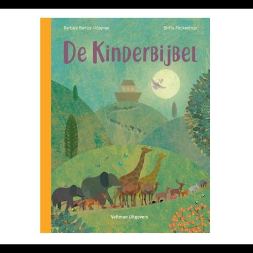 Veltman Boek - De kinderbijbel - 4+